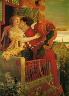 Romeo i Juliaautor: Ford Madox Brown
