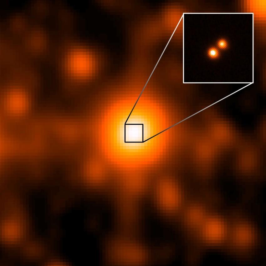 Hnědý trpaslík WISE 1049-5319