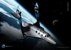 SpaceShipTwo© Virgin Galactic