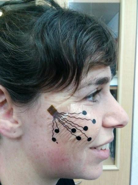Tatuaż Mapuje Aktywność Mięśni I Neuronów Kopalniawiedzypl