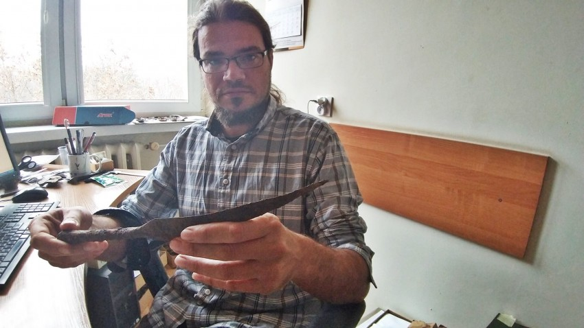 Cenne znalezisko dla badań nad wczesnośredniowiecznym uzbrojeniem Podlasia