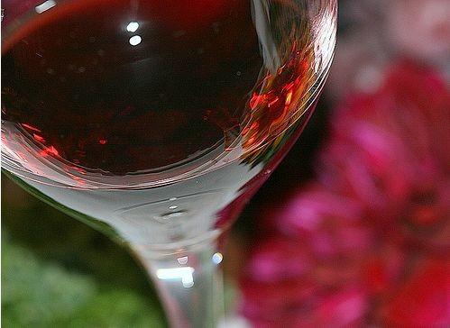 Czerwone Wino Wspomaga Skórę Kopalniawiedzypl