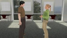 Image courtesy of Dodds TJ, Mohler BJ, Bu¨ lthoff HH (2011) Talk to the Virtual Hands: Self-Animated Avatars Improve Communication in Head-Mounted Display Virtual Environments. PLoS ONE 6(10): e25759. doi:10.1371/journal.pone.0025759